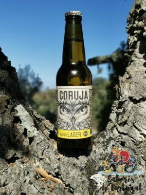 Super Bock Coruja Hoppy Lager | SaboresDePortugal.nl
