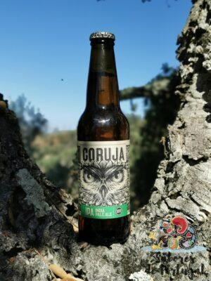 Super Bock Coruja India Pale Ale | SaboresDePortugal.nl