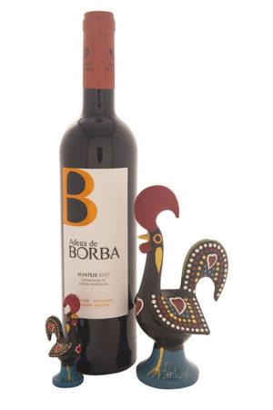 Adega de Borba Tinto | SaboresDePortugal.nl