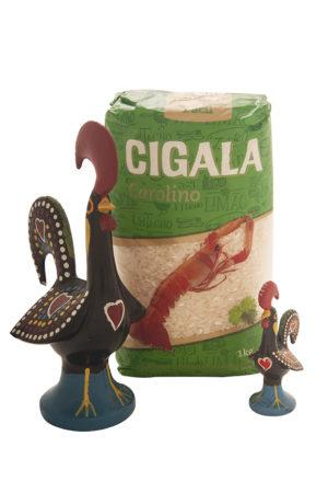 Cigala Carolino | SaboresDePortugal.nl