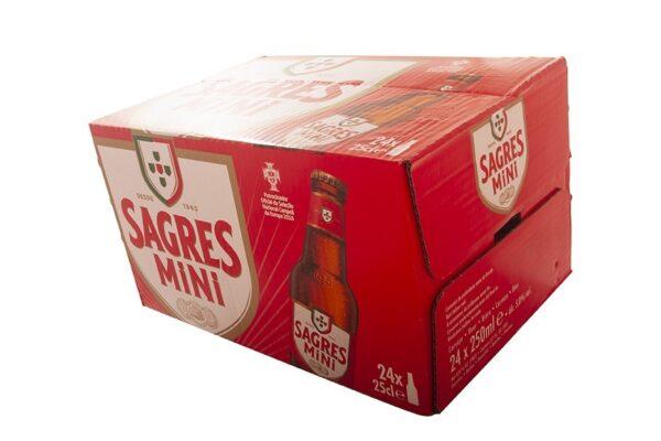 Sagres Mini   SaboresDePortugal.nl