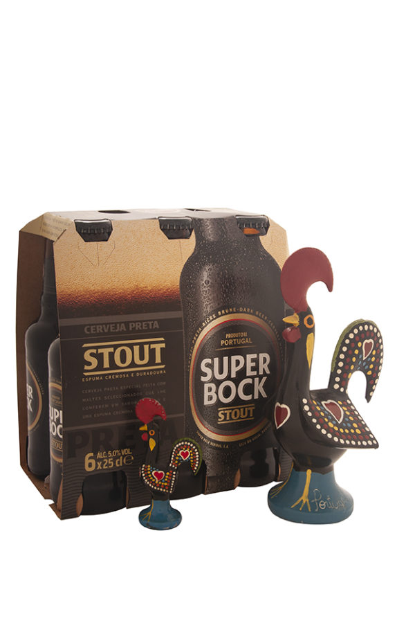 Super Bock Stout | SaboresDePortugal.nl