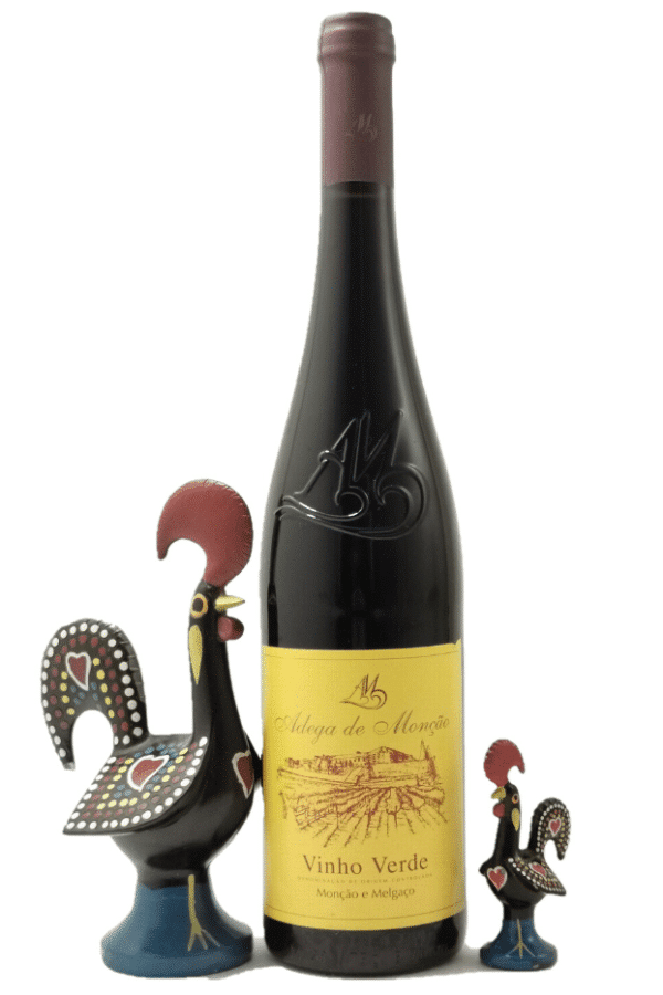 Adega de Monção - Vinho Verde Tinto | SaboresdePortugal.nl