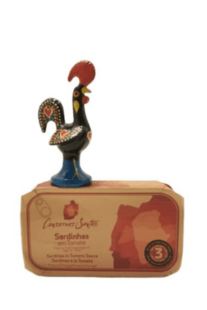 Conservas Santos Sardinhas em Tomate | SaboresDePortugal.nl