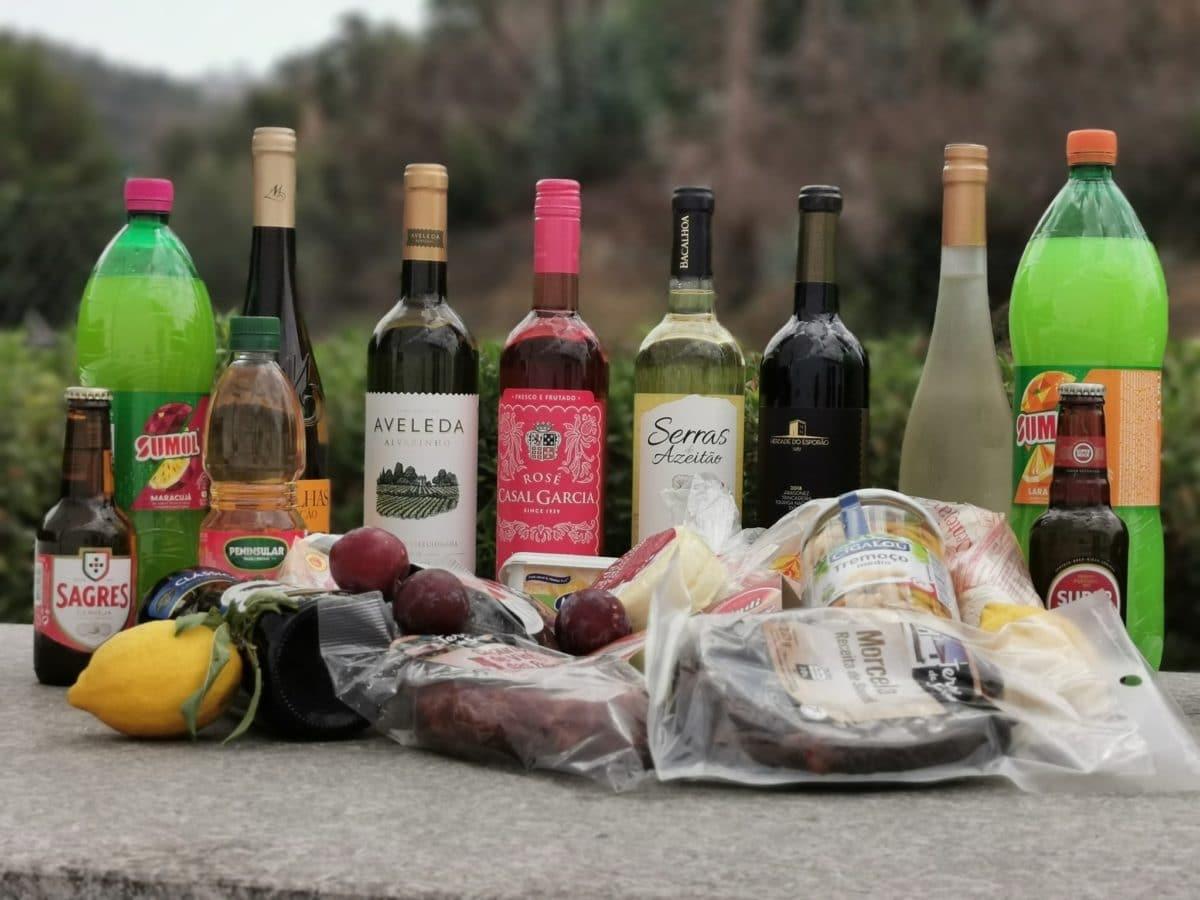 Boodschappenpakket | SaboresDePortugal.nl