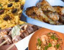 Portugese recepten verzameld #1