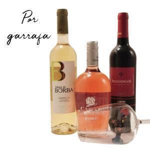 Alle wijnen per fles