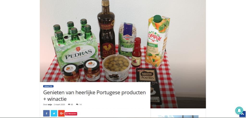 TipsVoorJou | SaboresDePortugal.nl