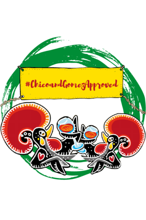 #ChicoandGomezApproved | SaboresDePortugal.nl
