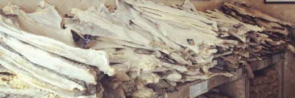 Bacalhau Inteiro - Heel | SaboresDePortugal.nl
