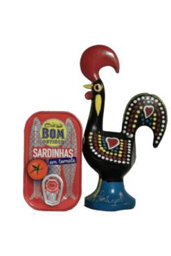 Bom Petisco - Sardinhas em Tomate | SaboresDePortugal.nl