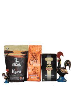 Proefpakketten Koffie