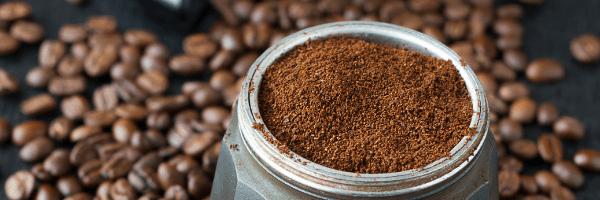 Gemalen koffie   SaboresDePortugal.nl