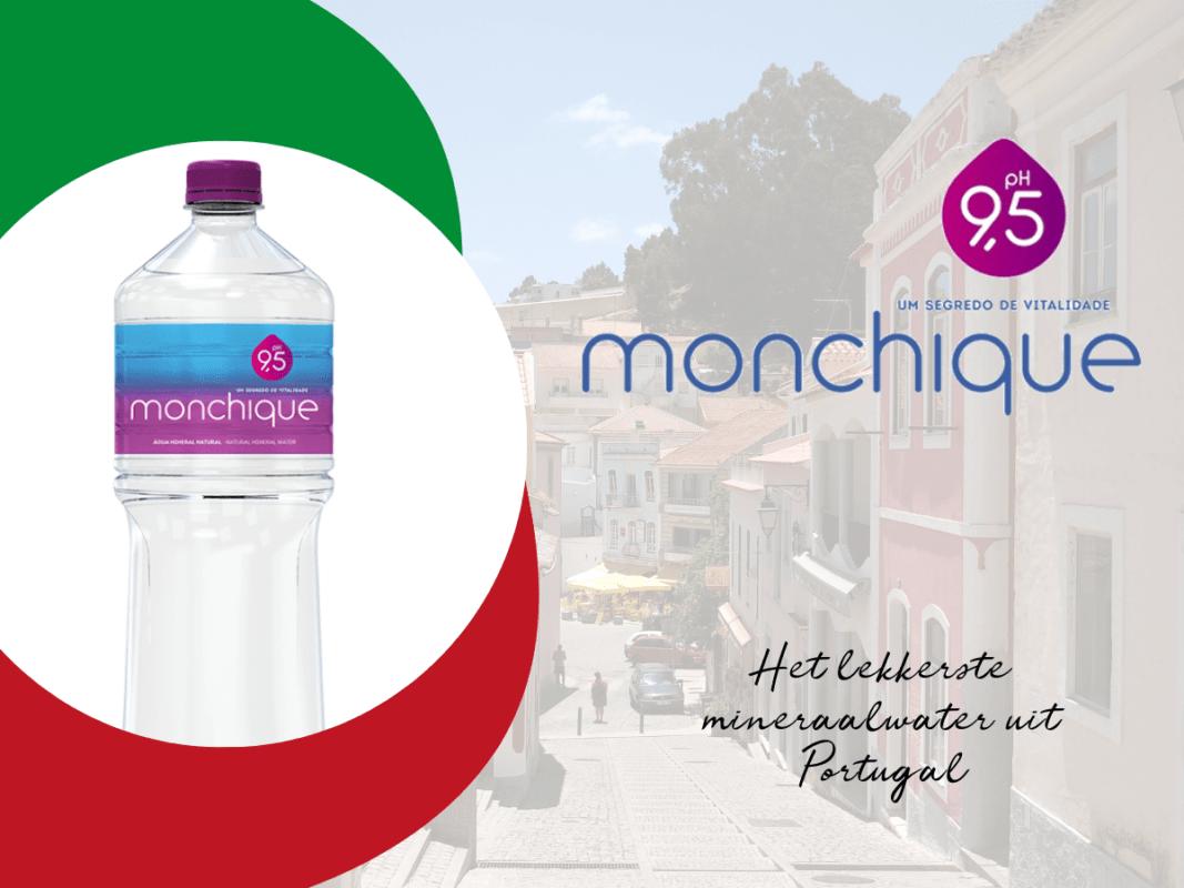 Onze merken - Água de Monchique | SaboresDePortugal.nl
