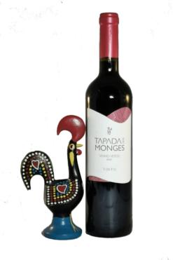 Tapada dos Monges - Vinho Verde Tinto   SaboresDePortugal.nl