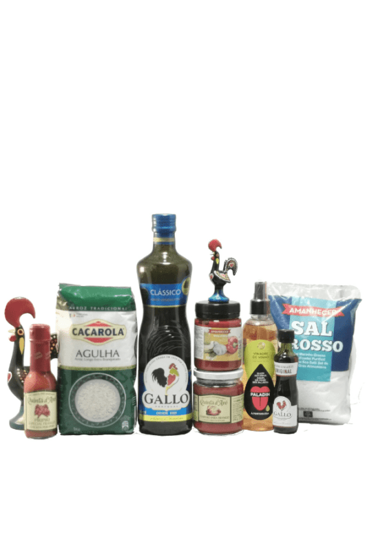 Chico & Gomez Assado pakket (Kip piri piri) | SaboresDePortugal.nl