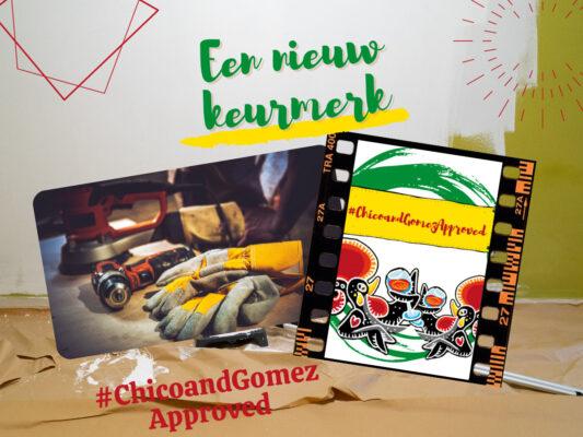 Het keurmerk #ChicoandGomezApproved   SaboresDePortugal.nl