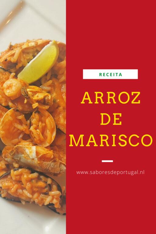 Arroz de Marisco | SaboresDePortugal.nl
